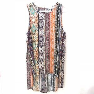 Anthropologie   NWT Patterned Tunic